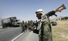 Taliban spring offensive targets Afghan Security and NATO forces