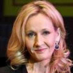 Rowling's Harry Potter book on sale