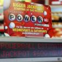 US lottery jackpot $600m and rising