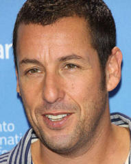 adam sandler nursing injured shoulder