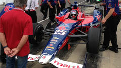 Andretti team is clear favorite for Indy 500 pole