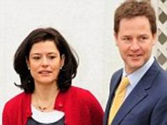 Clegg officials ordered to hand over key emails following pressure over his role in obtaining funding for charity linked to his wife Miriam