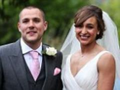 Jessica Ennis marries long-term partner Andy Hill