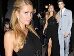 Cannes Film Festival 2013: Paris Hilton finally on her best behaviour out with boyfriend River Viiperi
