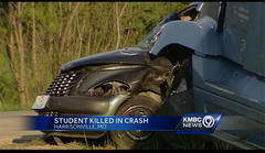 Missouri Teen Dies In First Solo Drive While Texting [Video]