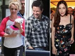 Britney Spears, Mark Wahlberg and Liv Tyler Lead Today's Star Sightings