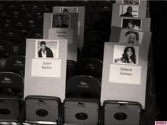 Justin Bieber and Selena Gomez Sitting Together At The Billboard Awards?