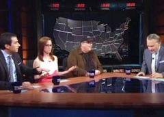 maher and moore clash with s.e. cupp, sorkin over irs: is it unreasonable to target an anti-tax group?