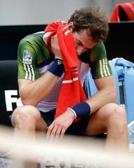 andy murray to wait before deciding whether to miss the french open