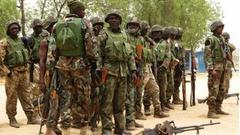 nigeria air raids on militant camps