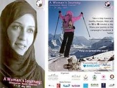 raha moharak becomes first saudi arabian women to scale mt. everest