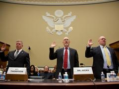 Over Two-Thirds</em> Back Investigations Into Benghazi, IRS