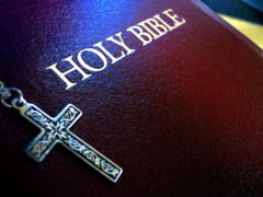 Should Bibles Stay Inside Rooms at Georgia Parks?