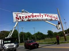 Cape St. Claire Strawberry Festival Approaches