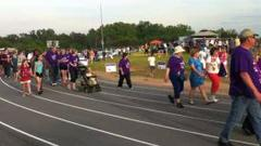 Sights, Sounds from Greer's Relay For Life