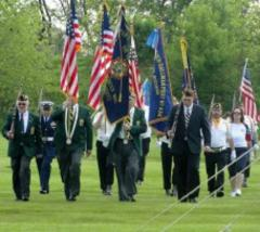 Oak Creek Sets Memorial Day Ceremony
