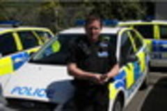 falmouth gangnam style policeman sgt gary watts suspended over alleged misconduct