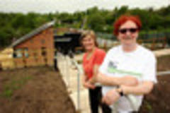 'amazing' centre 'cherry on the cake' of £4.5m allotment work