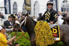 No 14th Winner of the Triple Crown This Year